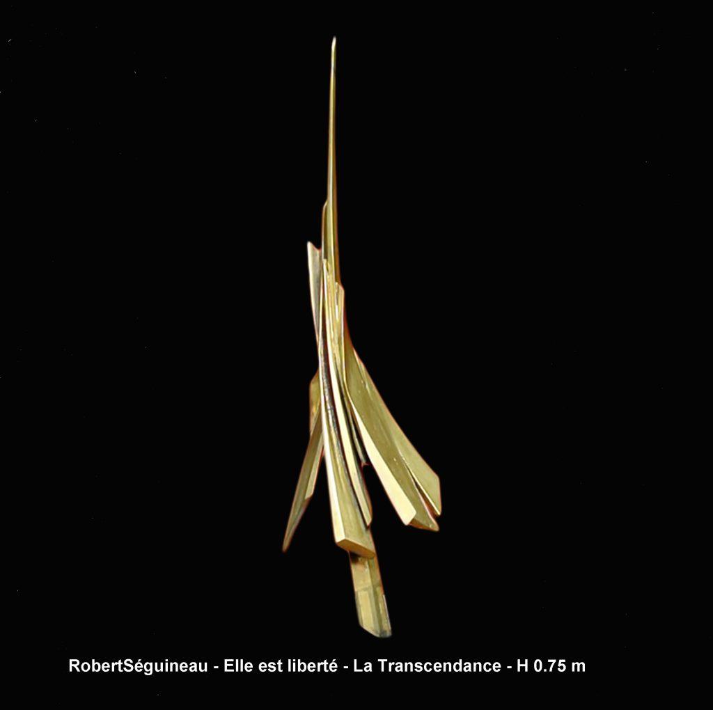 Robert Séguineau, la transcendance ?